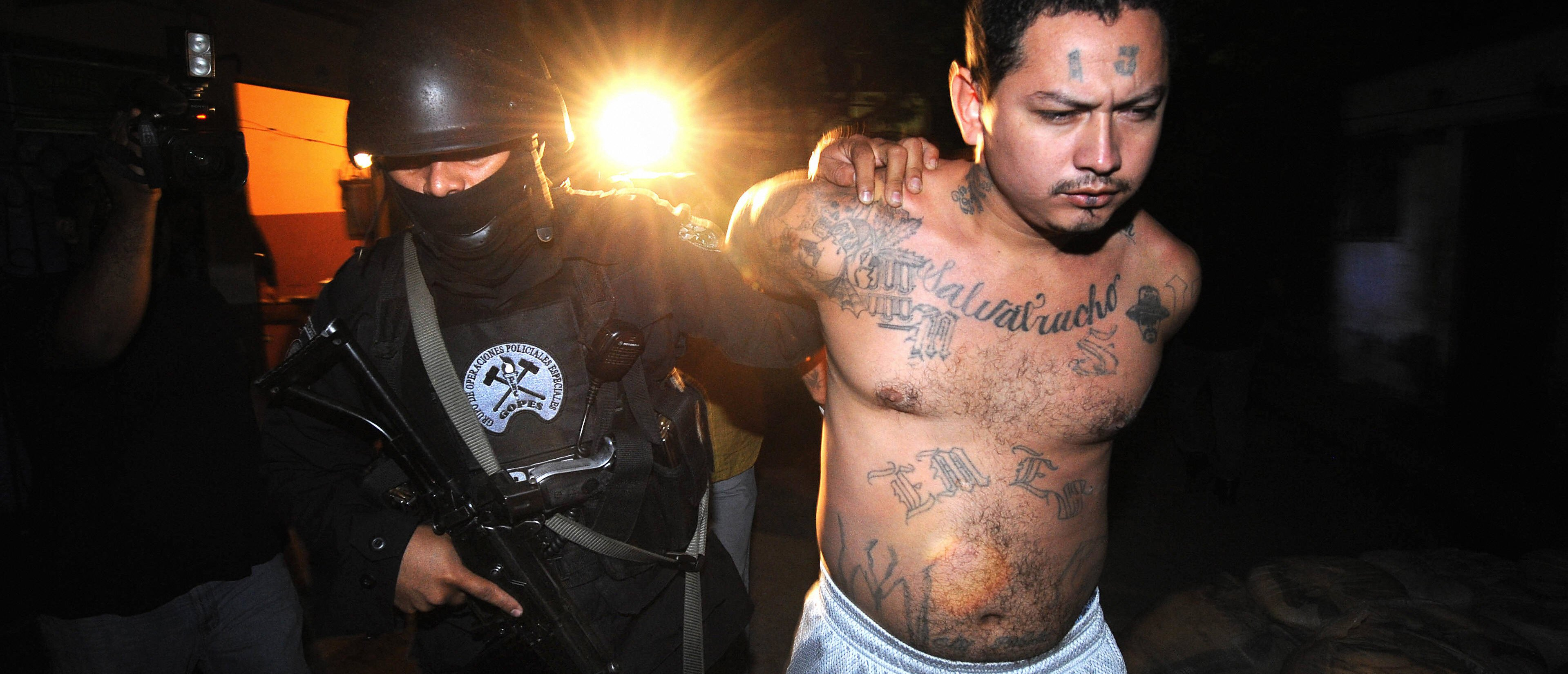16 MS-13 Gang Members Indicted, Some For Initiation Related Assaults