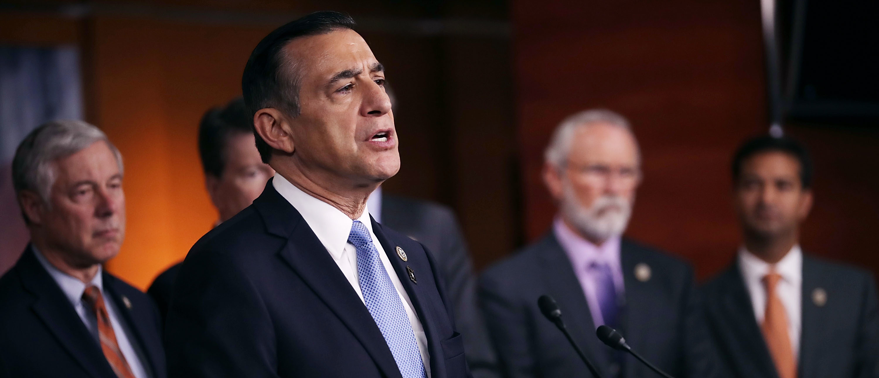 Issa Slams 'Turncoat Lawyer' Cohen, Says Even If Trump Lied About Trump Tower Meeting 'Nobody's Going To Be Surprised'