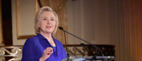 Hillary Clinton Slams Trump Over Meeting With Putin