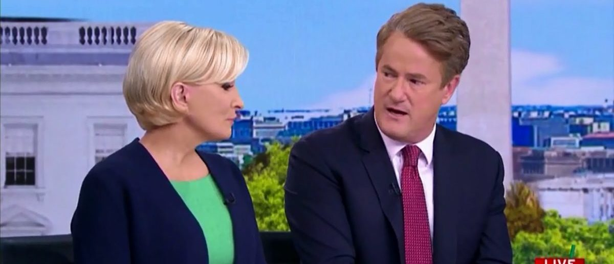 Joe scarborough trump s attorney thinks he s too stupid for Too faced ceo