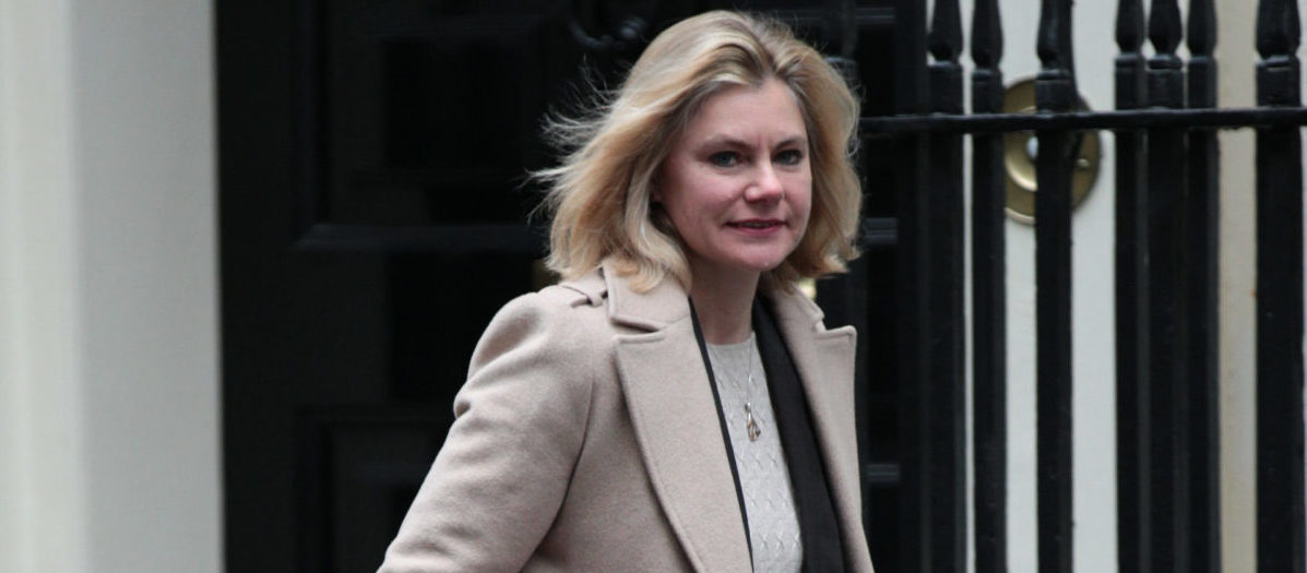 Prime Minister Theresa May turns down Former Senior Minister Justine Greening call for a second Brexit referendum (Shutterstock)