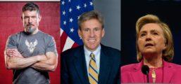 Benghazi Survivor Drops Hot Fire After Hillary Attacks Trump For Not 'Defending' US Ambassadors