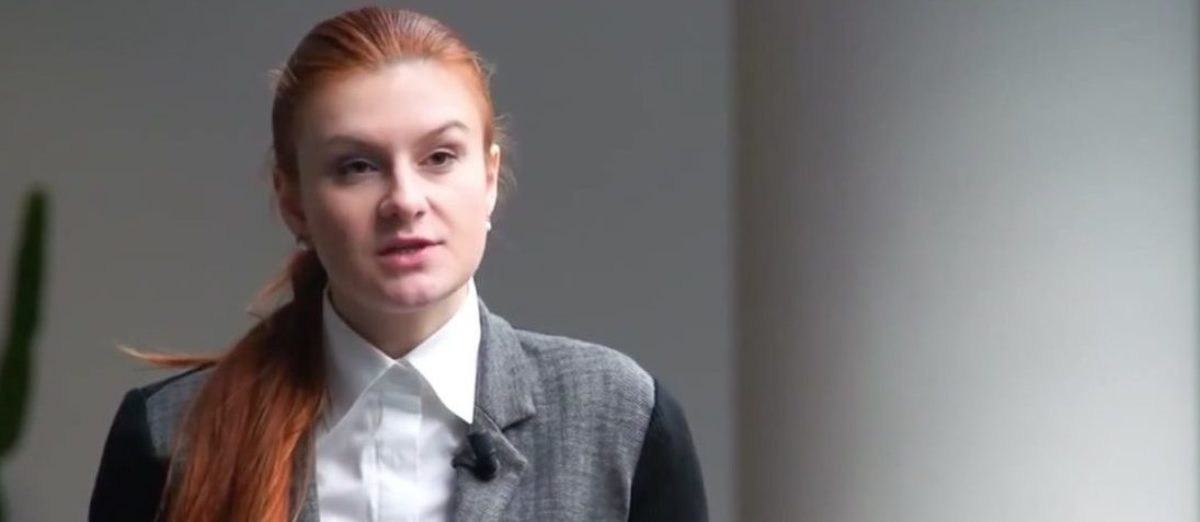 "A conservative activist who sent an email offering a ""backdoor overture"" to the Trump campaign is acknowledging that he may have been ""used"" by Maria Butina, a 29-year-old student who has been charged with spying for the Russian government. (YouTube screen capture)"