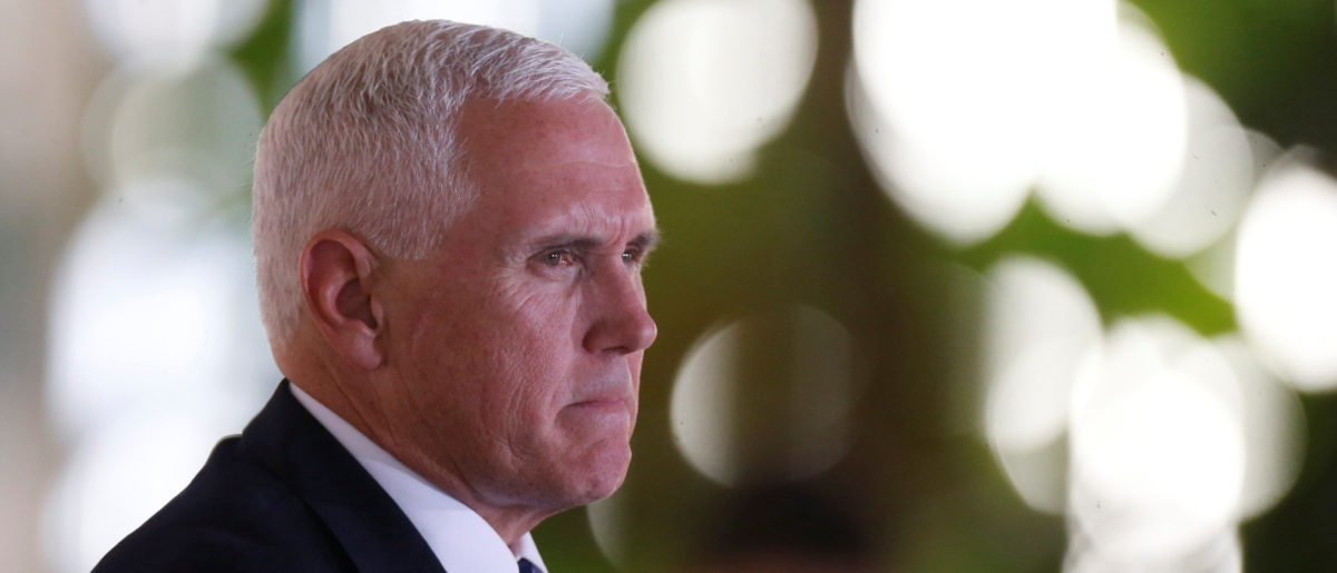 Pence Heads To The Midwest For Tariff Damage Control