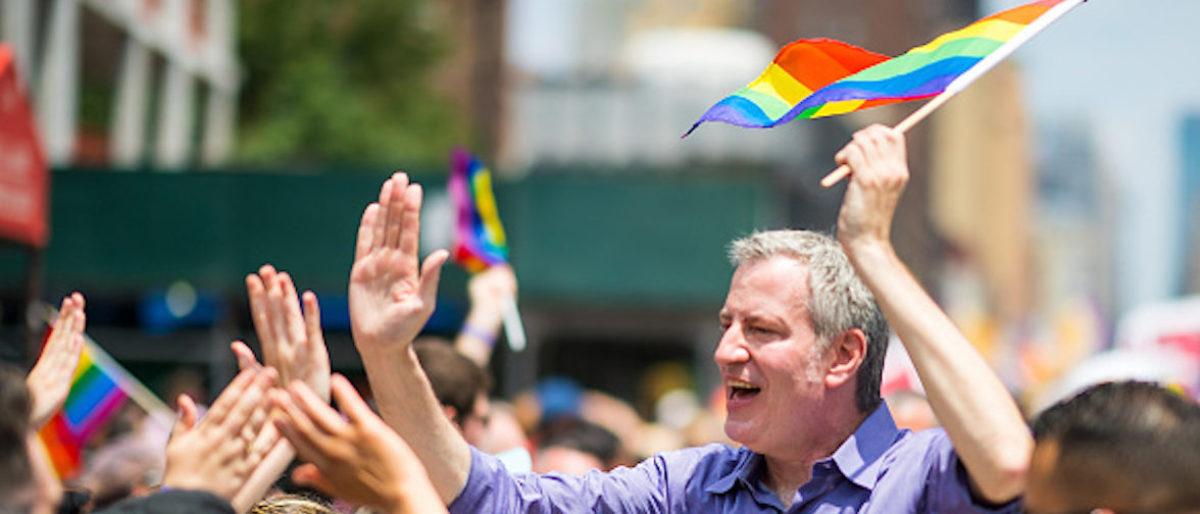 De Blasio Used $3M Counter-Terrorism Plane To Get Home From Canada Vacation