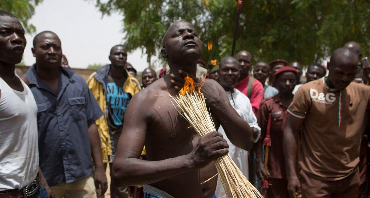 Hot Shots: Wrap It Up! Amazing Nigerian Beauty Shoot By