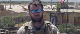 Police Searching For Vandals Who Smashed Memorial For Navy SEAL Who Made Ultimate Sacrifice