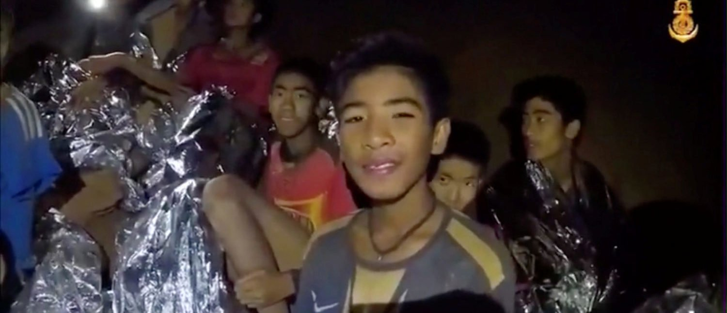 Book Refutes Official Story About Thai Cave Rescue. The Truth Is More Disturbing