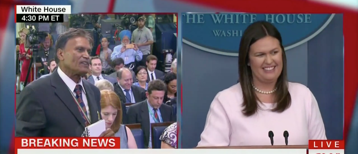 Can The White House Revoke A Reporter's Credentials