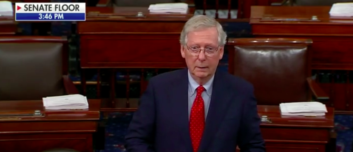 KERIK: Time For McConnell To Let The Senate Vote On Criminal Justice Reform