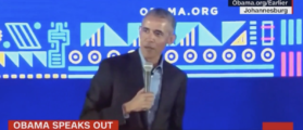 Obama: 'Men Have Been Getting On My Nerves Lately'