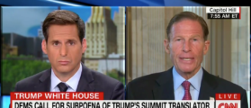 Dem Senator: 'We Are In A 9/11 National Emergency'