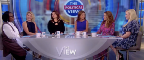 'Get The F**k Out!': Whoopi Goldberg Unloads On Judge Jeanine Off Camera