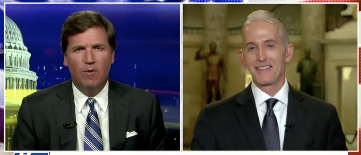Tucker Carlson And Trey Gowdy Blast Schiff: 'He's An Irresponsible Buffoon'