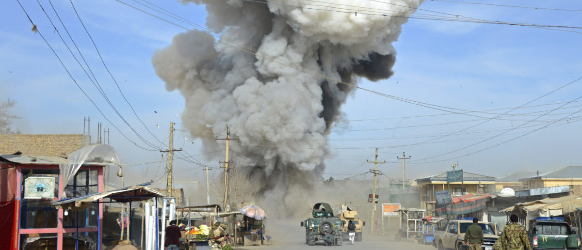 ISIS And Taliban Jihadists Are Blowing Each Other Apart In Afghanistan