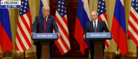Putin Calls Collusion 'Utter Nonsense' – Asks Reporter To Name A Single Fact To Prove It
