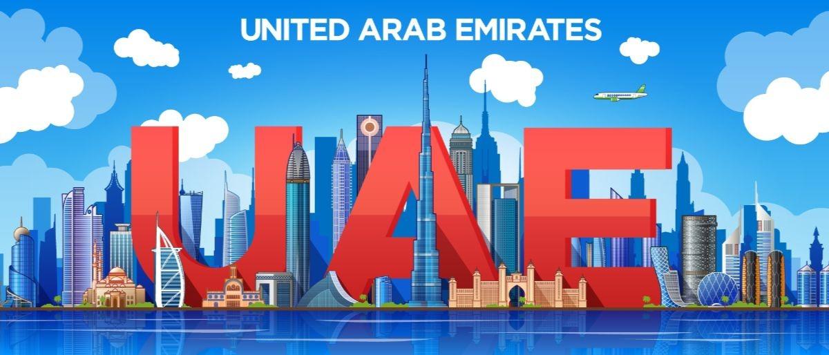 UAE United Arab Emirates Shutterstock/Dilk Feros