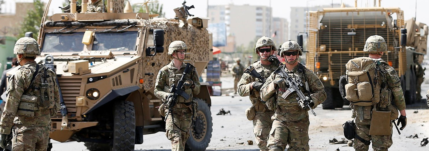Afghan Civilians Killed In Taliban Suicide Attack On Us