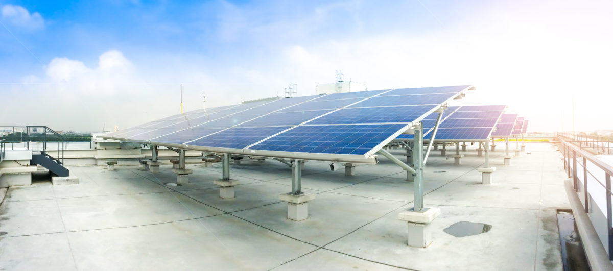 Local citizens are raising concerns about a proposed solar development. Shutterstock