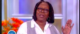 Whoopi Goldberg Hits Back At Jeanine Pirro: 'No One Chased Her Out,' She Left Here Cursing [VIDEO]