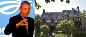 Obama Attacks Wealthy For Big Houses Before Returning To His $8 Million Mansion