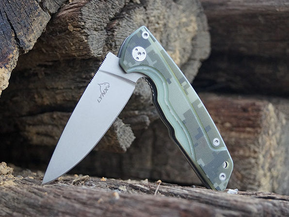 Normally $100, this flipper knife is 43 percent off