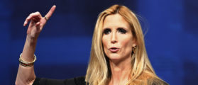 Abolish ICE? Ann Coulter Wants To Disband The FBI