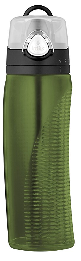 Normally $15, this hydration bottle is 44 percent off today (Photo via Amazon)