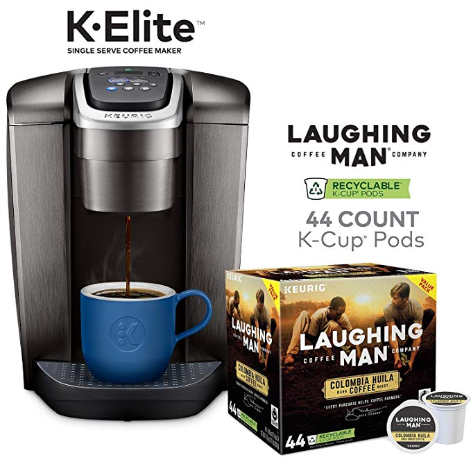 Normally $197, this Keurig bundle is 49 percent off for Prime Day (Photo via Amazon)
