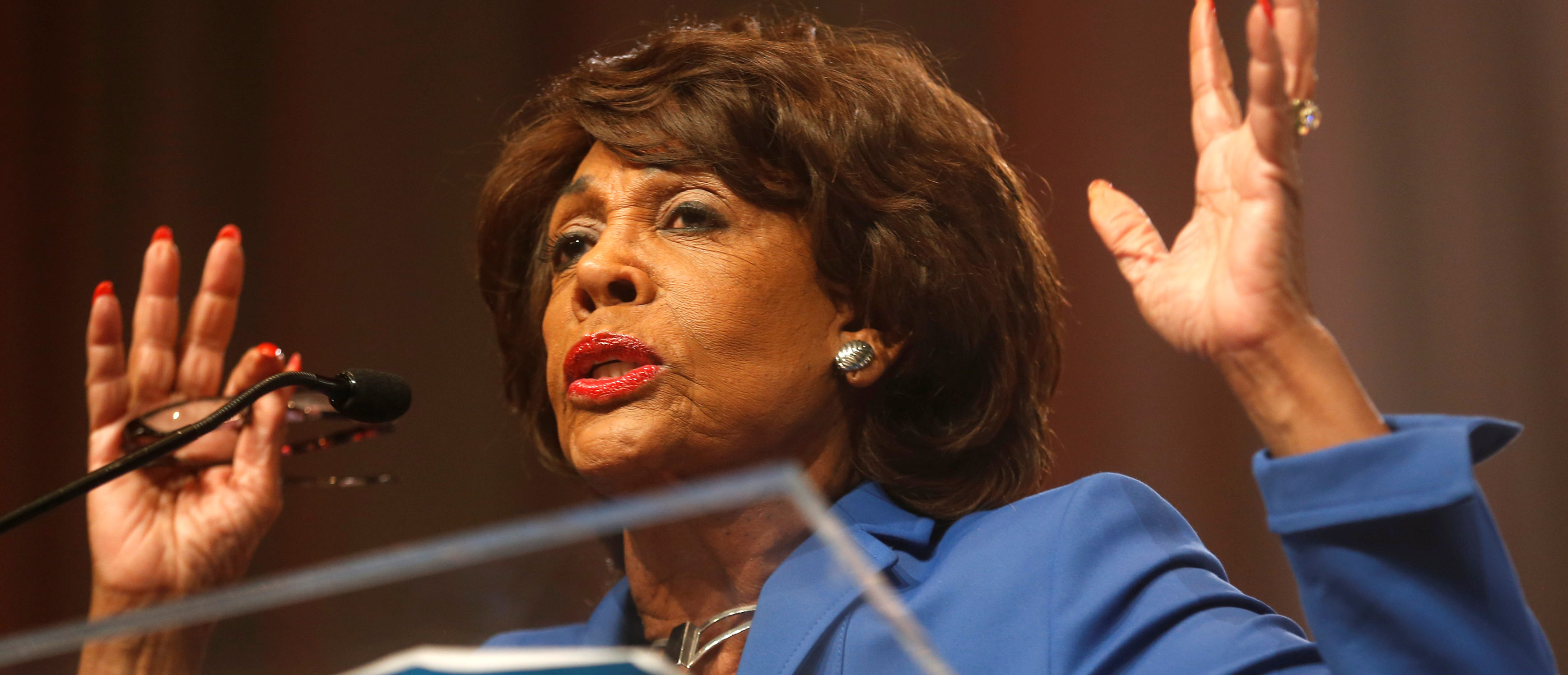 CNN Commentator: Maxine Could Be 2020 Democrat Nominee For President