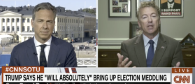 Rand Paul: Russia Is Always Going To Meddle In Our Elections, Just Like We're Going To Meddle In Theirs