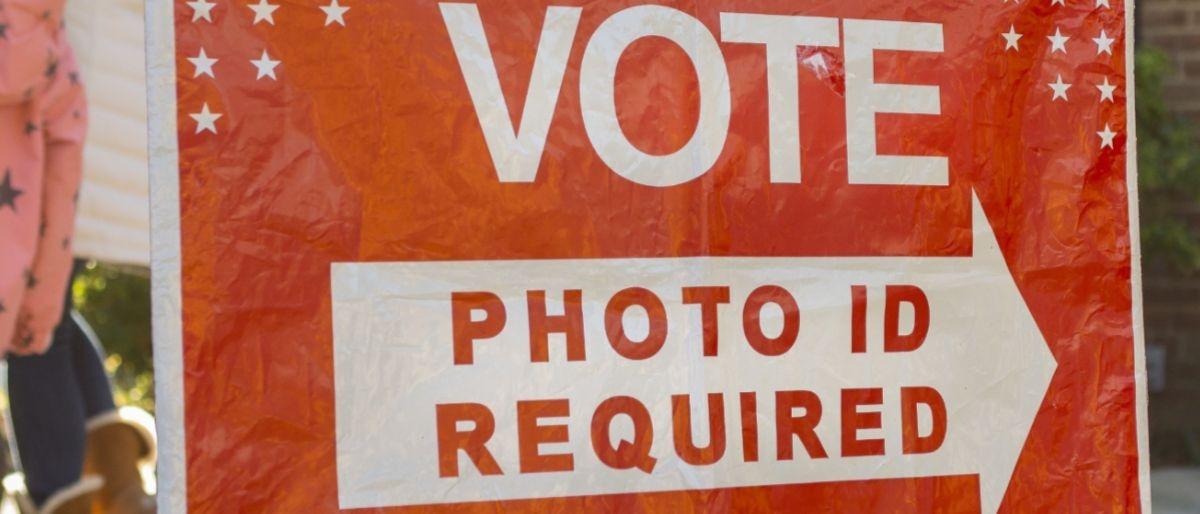 voter id Shutterstock/Rob Crandall