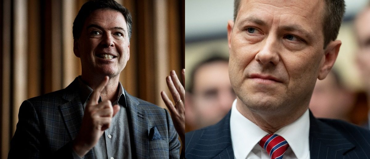 Comey Directed Strzok To Focus On Trump-Russia Over Hillary Investigation – 'Our Top Priority'