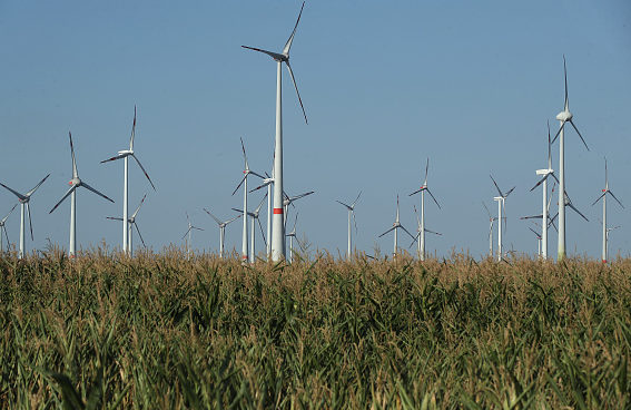 Germany Raises Share Of Renewable Energy Sources