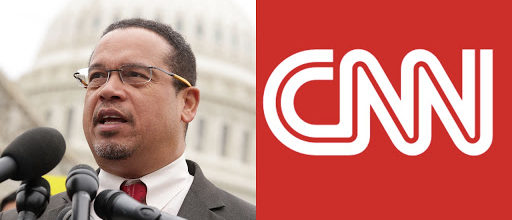 CNN Covered Republican's Scandal Wall-To-Wall, But Shunts Keith Ellison's Under The Rug