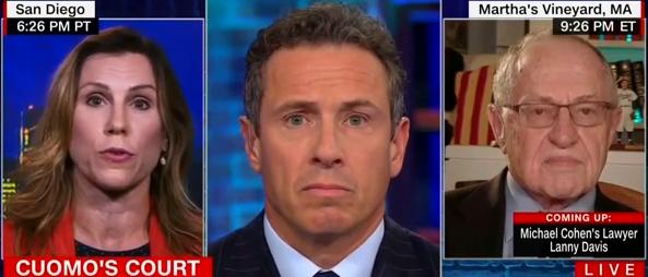 'Essentially Jaywalking' — Alan Dershowitz Goes On CNN And Lays Out Worst Cast Scenario For Trump