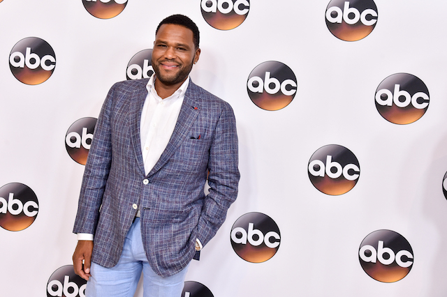 Actor Anthony Anderson attends the Disney ABC Television Group TCA Summer Press Tour on August 4, 2016 in Beverly Hills, California. (Photo by Mike Windle/Getty Images)