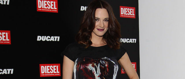 Asia Argento on March 22, 2012 in Rome, Italy. (Photo: Getty Images)