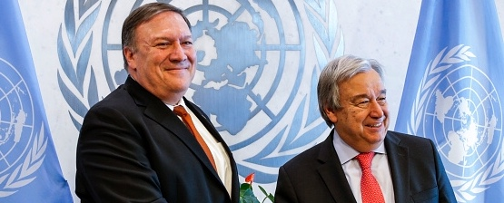 UN Approaching Bankruptcy — 81 Countries Owe $810 Million In Annual Payments
