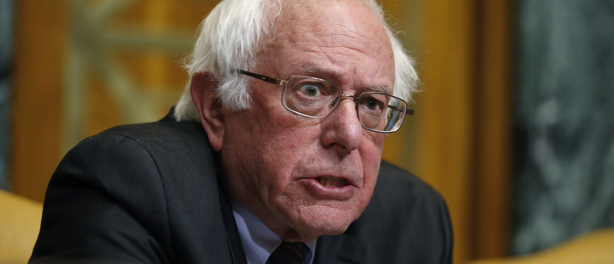 Bernie Sanders Has 'Nothing' To Say About Keith Ellison's Domestic Abuse Allegations