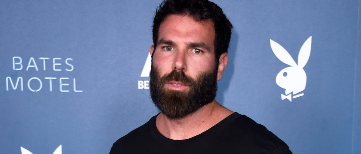"SAN DIEGO, CA - JULY 25: Professional poker player Dan Bilzerian attends Playboy and A&E ""Bates Motel"" Event during Comic-Con International 2014 on July 25, 2014 in San Diego, California. (Photo by Frazer Harrison/Getty Images)"