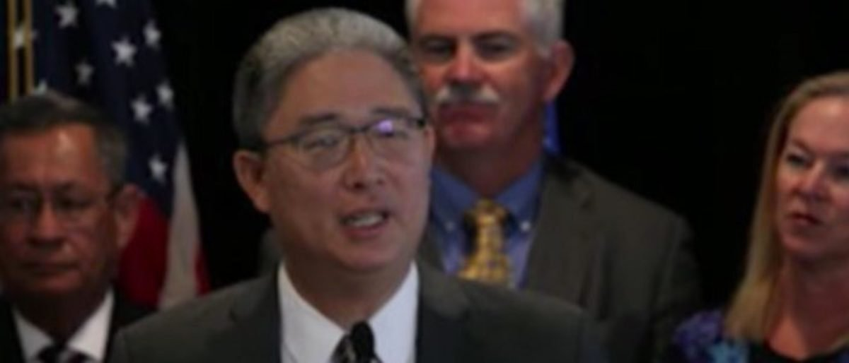 GOP Lawmakers Renew Focus On Bruce Ohr, The DOJ Official Whose Wife Worked For Fusion GPS