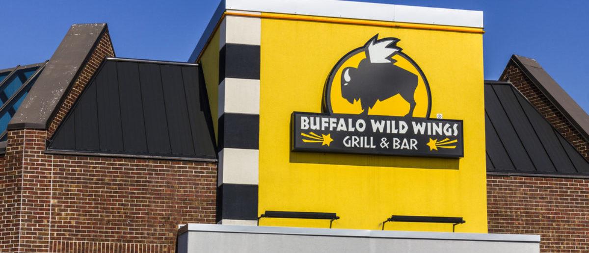 Buffalo Wild Wings (Credit: Shutterstock)
