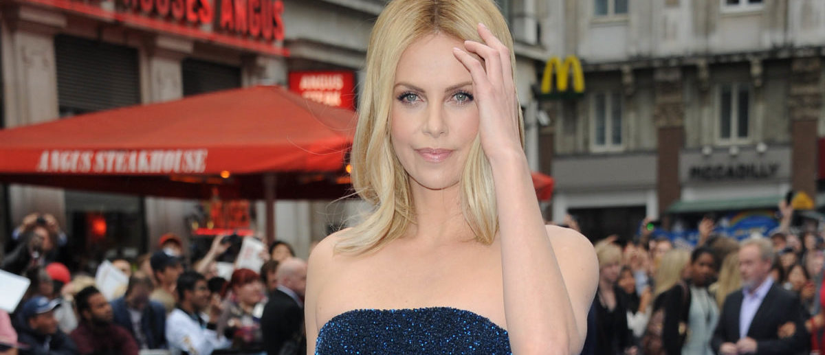 Charlize Theron Says She's 'Shockingly Available' And Just Waiting For Someone To 'Step Up'