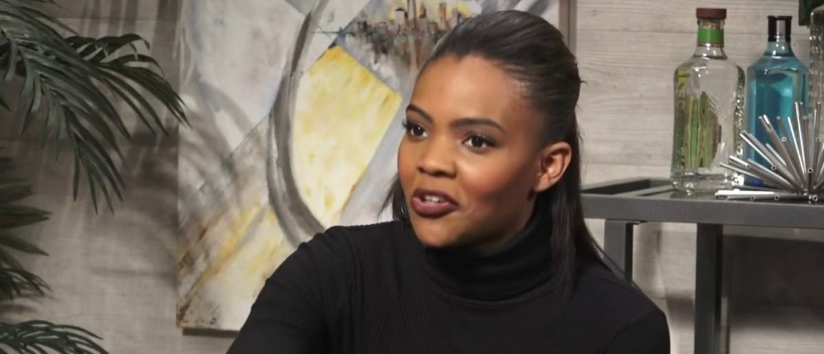 Twitter Suspends Candace Owens — Then Says It Was 'An Error' After Backlash