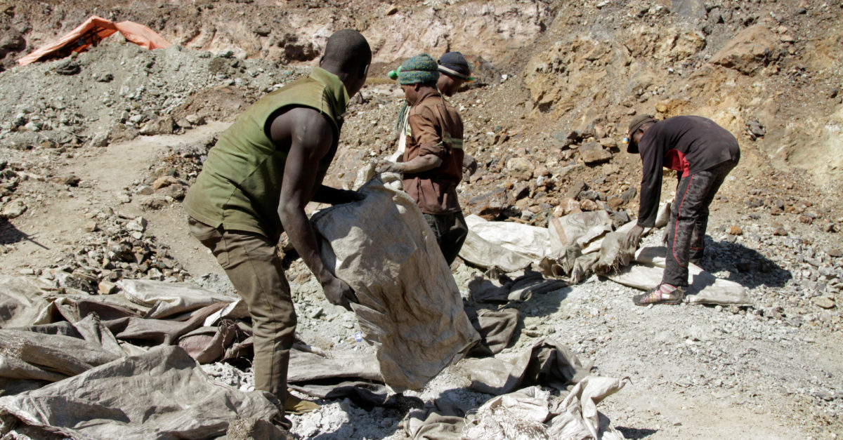 Cobalt Is The New Blood Diamond Thanks To Green Energy