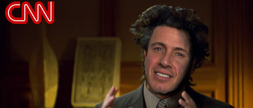 CNN's Chris Cuomo In 'Ancient Aliens' Meme (TheDC)
