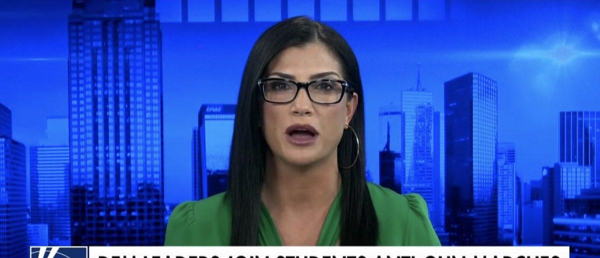 Twitter initially allowed death threats against the children of NRA spokeswoman Dana Loesch Screenshot/FoxNews