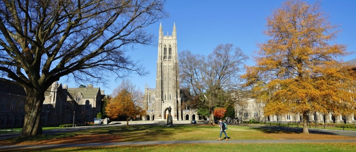 Duke VP Retires After His Reaction To 'Offensive' Rap Song In Coffee Shop Led To Two Baristas Getting Fired