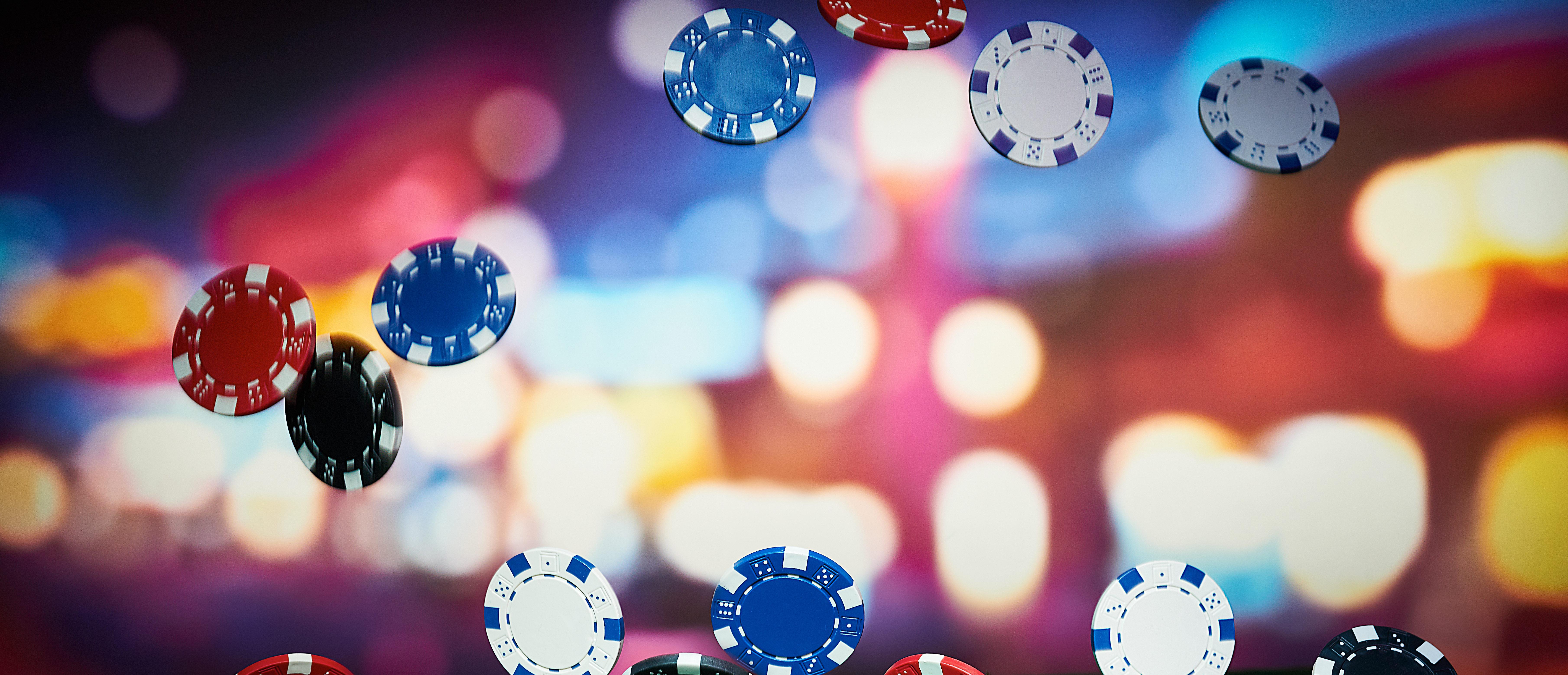 Gambling chips (Shutterstock/Studio_3321)
